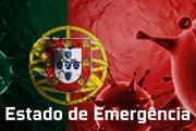 É contra ou a favor do término do período do Estado de Emergência em Portugal?